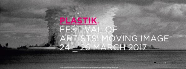 SUPERLUX Bursary Places for PLASTIK Festival of Artists' Moving Image (Dublin)