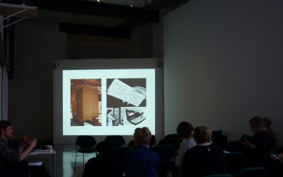 SUPERLUX Workshop: ANALOGY LOOM with Duncan Marquiss