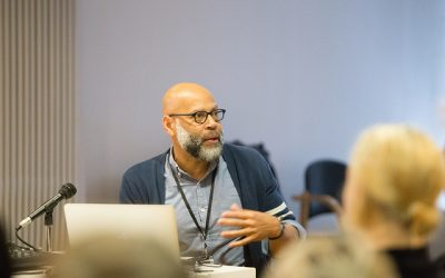 SUPERLUX Masterclass with Kevin Jerome Everson at GSFF18